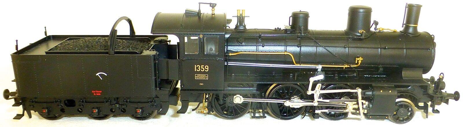SBB B 3 4 1310 máquina de vapor epi f Märklin ac Liliput l131955 OVP h0 1 87 kb2 µg