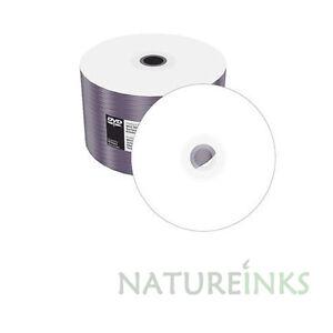 50-MediaRange-8cm-Imprimible-Mini-discos-en-blanco-DVD-R-1-4-GB-4x-DVD