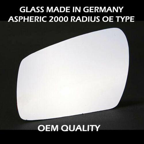 Ford Mondeo Wing Mirror Glass With Base Plate,Round Fittign 2003 to 2007