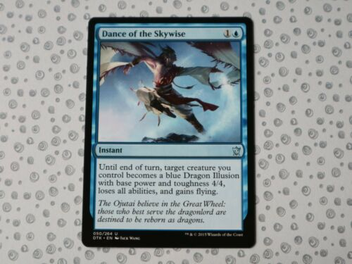 Blue Cards x1 MTG A-G M19 /& Various Sets Magic the Gathering