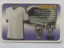 CALENDARIO  FUTBOL REAL MADRID 2014.