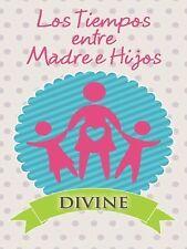 Los Tiempos Entre Madre e Hijos by Divine (2014, Hardcover)