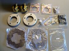 "Quadrax 92-99 Honda Fourtrax 300 4x4 w/12"" wheel Front Disc Brake Conversion Kit"