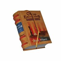Hardcover Obras Escogidas Herencia Literaria Jose Martí Mini Book In Spanish