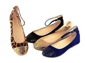 lula-51-New-Fashion-Blink-Nubuck-Slip-On-Buckle-Casual-Office-Women-039-s-Flat-Shoes
