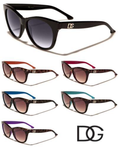 dg1091 DG Eyewear Womens Ladies Retro Vintage Throwback Trendy Sunglasses