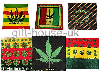 Bob Marley Bandana Bandanna Headwear Band Scarf Neck Wrist Wrap Band HeadtieB3