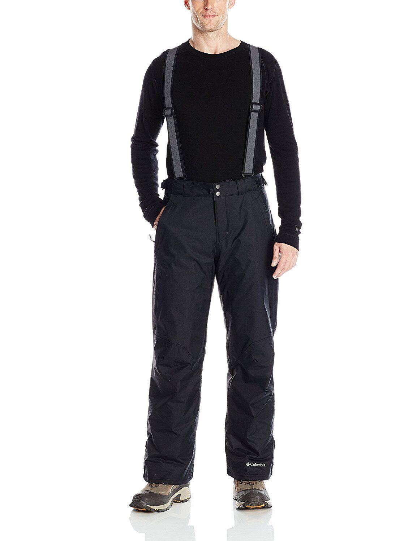Columbia Men's Bugaboo OH Suspender Pant