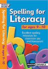 Spelling for Literacy: For Ages 9-10 by Andrew Brodie, Judy Richardson (Paperback, 2005)