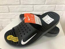 Nike Solarsoft Slide 386163011 black slippers for sale ...