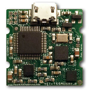 Yost Labs 3-Space Sensor 3-axis 9DOF Miniature Embedded IMU//AHRS Evaluation Kit