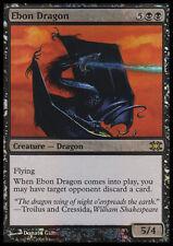 MTG Magic The Gathering From The Vault Ebon Dragon Foil Card