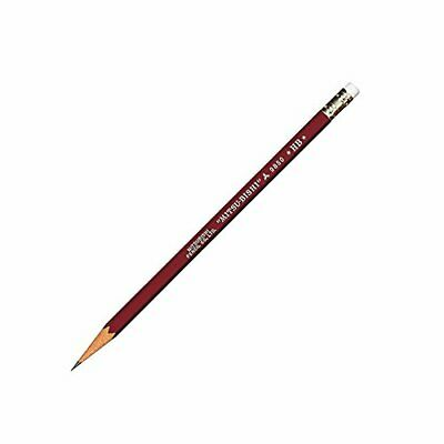 Mitsubishi Pencil Uni Wooden Pencil 2B Box of 12 Free Ship w//Tracking# New Japan