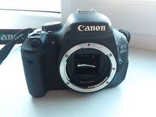 Canon EOS 600D 18.0 MP Digital SLR Camera Body