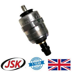 12 V Bosch Fuel Injector Coupé Stop électrovanne Fiat L60 L65 M100 M115 M135 M160-afficher Le Titre D'origine