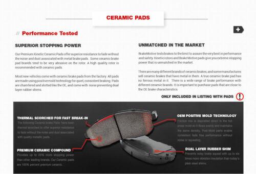 Brakes & Brake Parts Discs, Rotors & Hardware For 2008-2013 Mazda ...