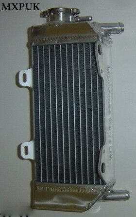 CRF250 2007 RIGHT SIDE RADIATOR MXPUK Performance Rad CRF 250R 07 015A