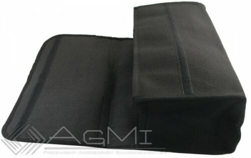Práctica bolsa de maletero en negro grande adecuado para Opel.