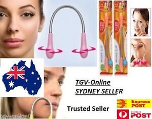 Threading-Epistick-Facial-Hair-Remover-Removal-Stick-DIY-Tool-Epilator-Free-Bend