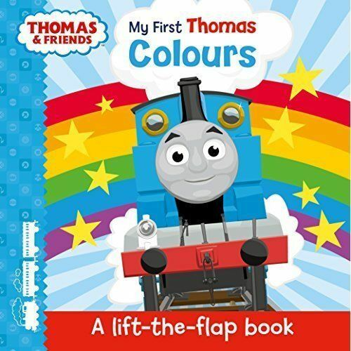 Thomas & Friends: My First Thomas Colours by Egmont Publishing UK (Board...