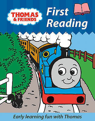 1 of 1 - Thomas and Friends: First Reading (Dean Character Workbooks),  | Paperback Book