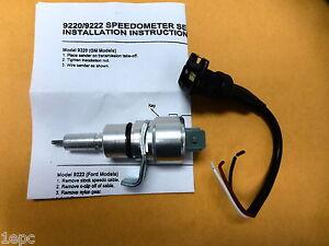 Marshall-9222-Speedo-Sender-Ford-16-Pulse-Hall-Effect-Convert-to-Electric-Spedo