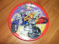 Unique 1993 Biker Mice From Mars 8 Pack 7 Party Plates