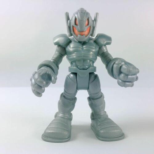 Lot5 Playskool Nick Fury HAWKEYE Vision Ultron Hulk Marvel Super Hero Adventures