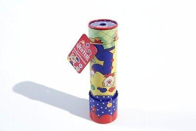Kaleidoskop Jester Kasperle °° Tin Toy °° Jouet En Tôle Clear-Cut-Textur Blechspielzeug Fein