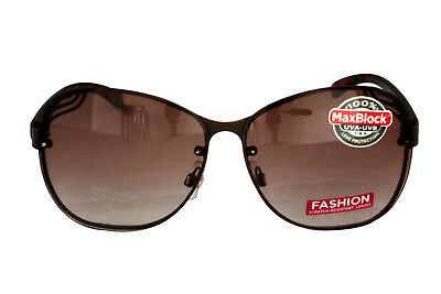 f6c5b80e27 Foster Grant Daisy FG76 Women s Rounded Square Butterfly Style Sunglasses  Cat 2