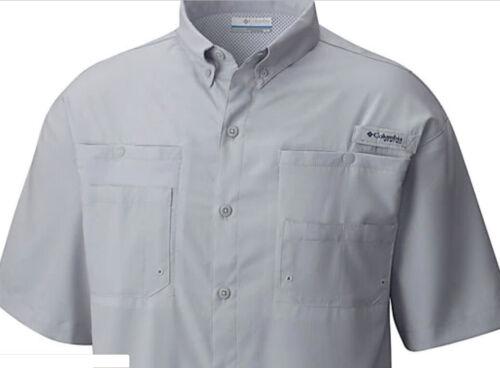 S-M-L-XL Nouvelle Columbia hommes PFG Tamiami II à Manches Courtes Shirts