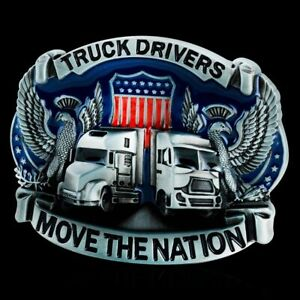 New-Truck-Drivers-Move-The-Nation-Belt-Buckle