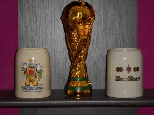 Pokal aussergewöhnliches Geschenk !!! Fussball Weltmeisterschaft
