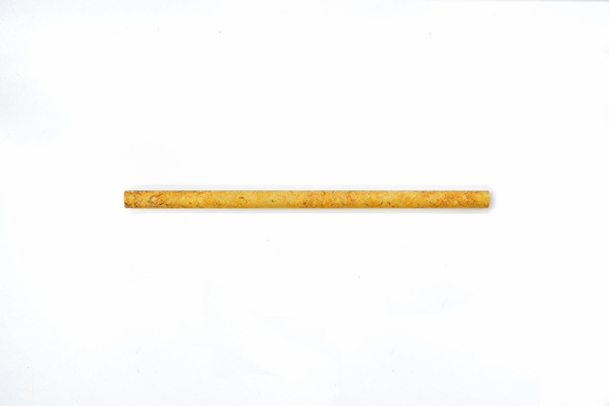Naturstein Bordüre Wand Boden Pencil Gold Antik TraGrünine PENC-51315 10Bordüren