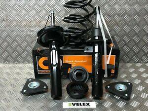 Delantero-Rodamientos-amp-Kit-De-Amortiguadores-Ford-Focus-C-Max-1-6-1-8-2-0-TDCi-2004-2012
