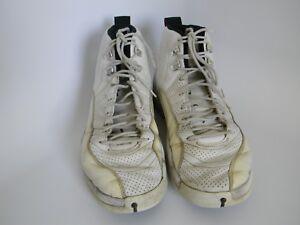 c47ebc05bd9e 2009 Nike Air Jordan 12 Retro Rising Sun White Size 13 130690-163
