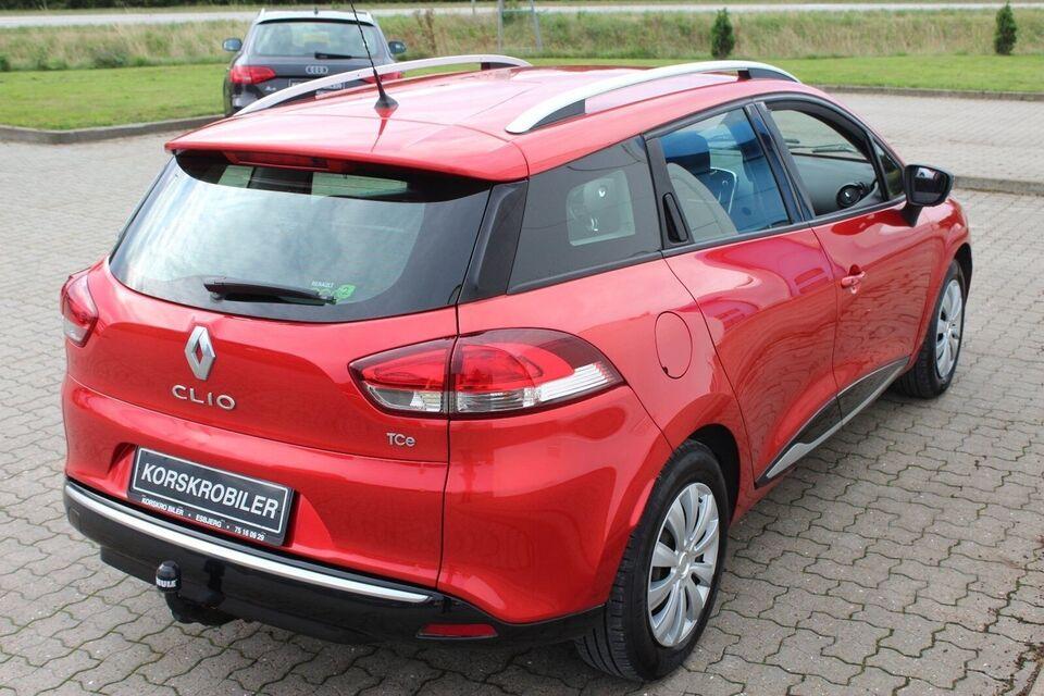 Renault Clio IV 0,9 TCe 90 Dynamique ST Benzin modelår 2013
