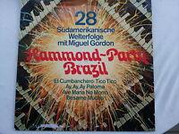 Hammond Party Brazil - 28 südamerikanische Welterfolge mit Miguel Gordon