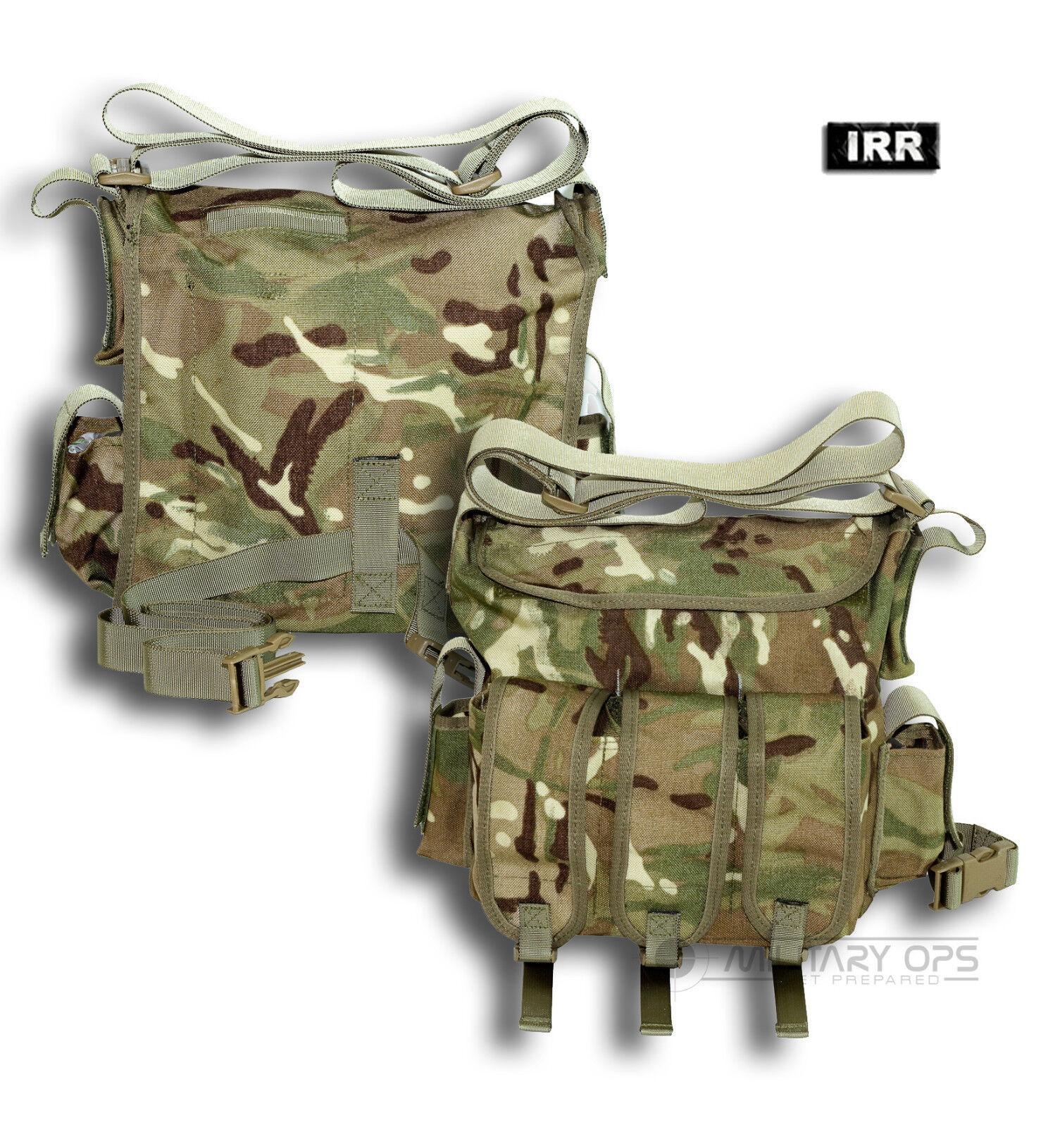 PLCE Mtp Multicam ASSAULT borsa benna afghano PATROL Army Militare Borsa TEMA
