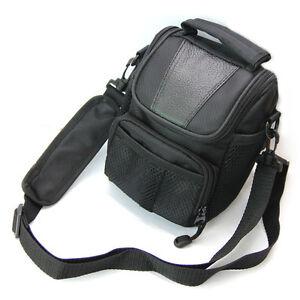 Camera Case Bag for Nikon SLR D300 DSLR D300S D700 D3000 D3100 D5000 D7000 _S3