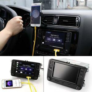 Original-Carplay-6-5-034-MIB-Neuf-Rcd330-Plus-pour-VW-Stereo-6rd-035-187-B-Version