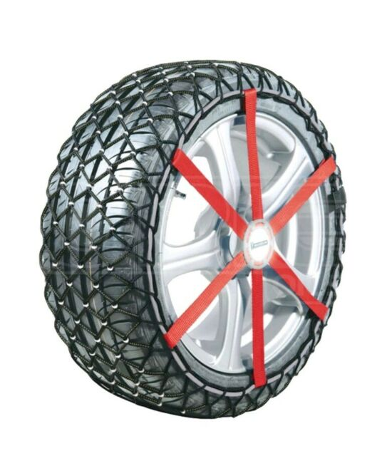 9 MICHELIN 008309/Easy Grip Snow Chains Evolution Group Set of 2
