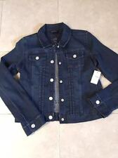 NEW Gap Kids Girls Navy Denim Jean Jacket Size XXL Soft And Comfy