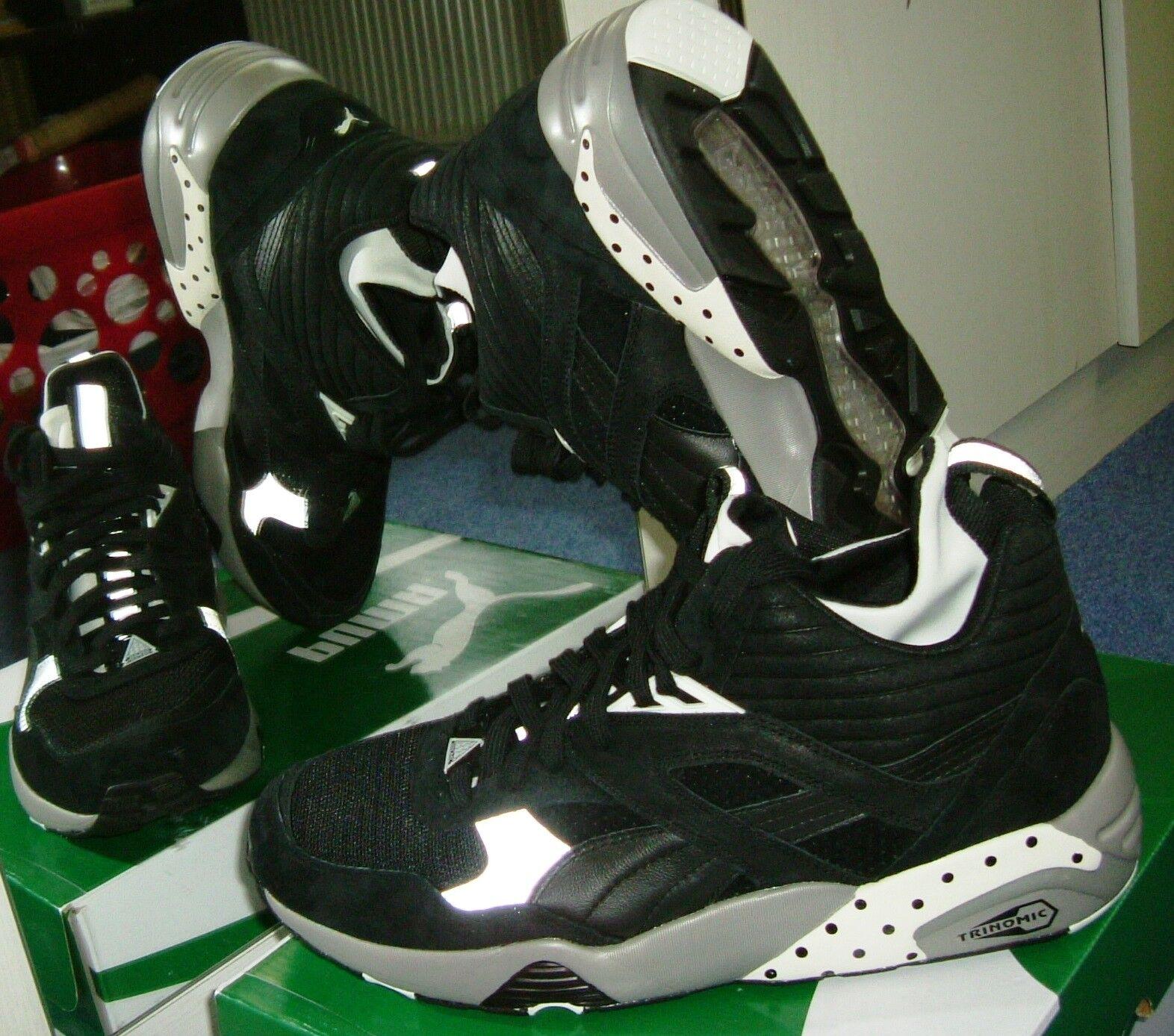 Neue Puma R698 Mid Trinomic Herren eher Sneaker LaufZapatos, Gr. 44 eher Herren 43 93ba43