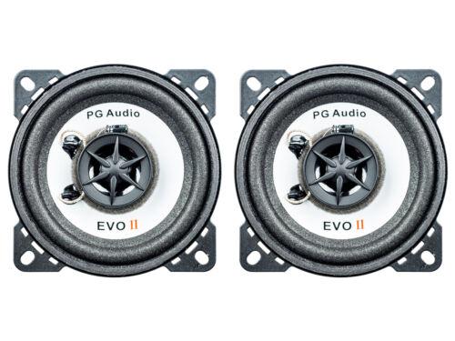coaxial 10 cm 2 Voies Coax Auto Haut-parleur 100 mm tableau de bord catégorie B PG audio 10.2