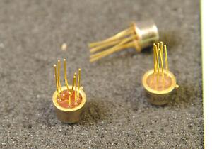 Lot de 3 x BFY81  transistor SGS Thomson  ( AX441 )