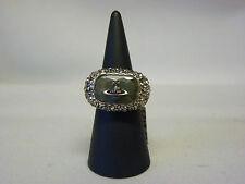 Vivienne Westwood LABRADORITE COCKTAIL RING