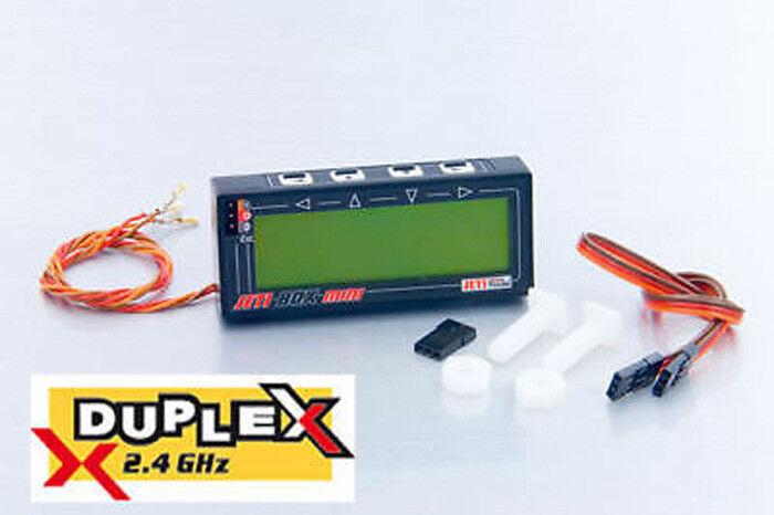 Jeti box mini minibox 2.4 2.4 2.4 GHz dúplex jetibox 12006000 cc2f3a