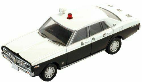 NISSAN LAUREL TOKYO METRO POLICE TOMICA LIMITED VINTAGE NEO LV-N32a 1//64