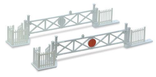 N gauge Peco NB-50 Free Post F1 N level crossing gates x4